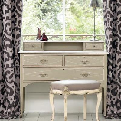 Tejidos para cortinas y tapicerias
