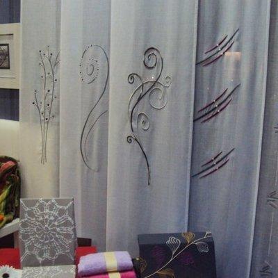 telas paneles japoneses