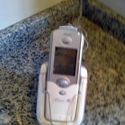 Telefonillo portero electronico inalambrico via radio