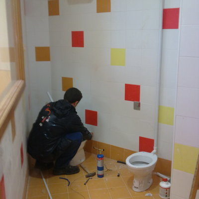 Reforma baños 2
