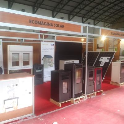 Stand de EcoMágina Solar