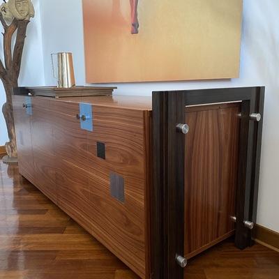 Mueble aparador - detalhe metales