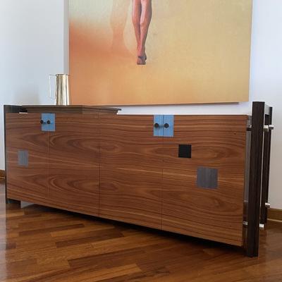 Mueble aparador- detalhe puertas