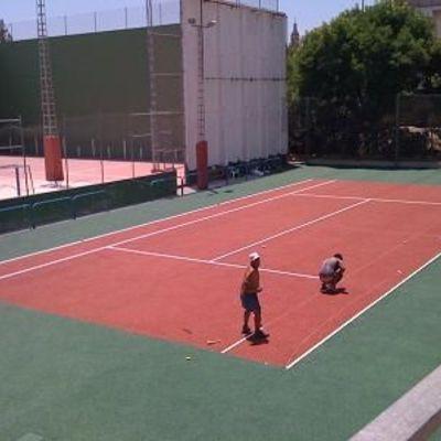 Reforma Pista de Tenis Municipal