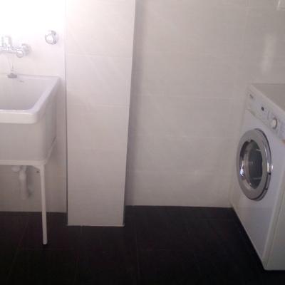Terminacion lavadero