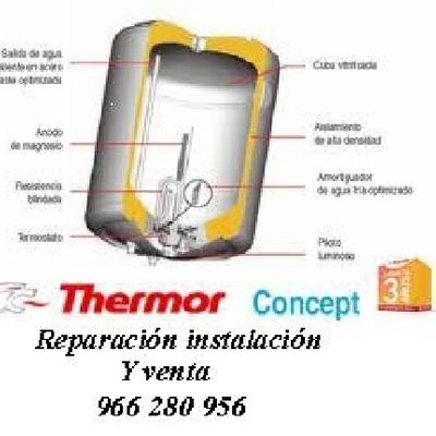 Termo Eléctrico Thermor