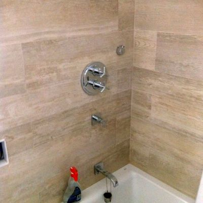 Termostáticas empotradas de ducha