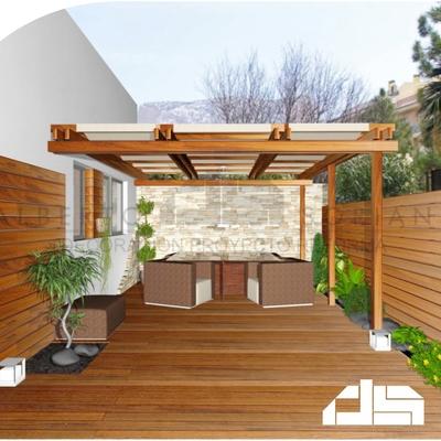 Propuesta para una Terraza en Elche, Alicante