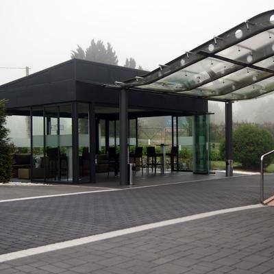 Terraza Cafeteria Los Arenales