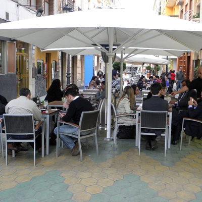 Terraza - Cockteleria Nick (Alicante)