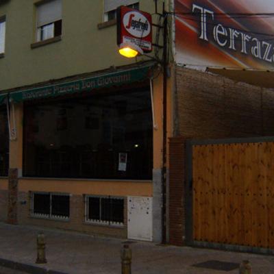 TERRAZA DE VERANO Y PIZZERIA DON GIOVANI