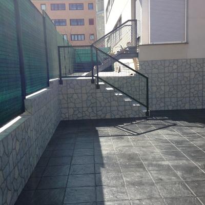 Terraza 110 m2  Mendillori