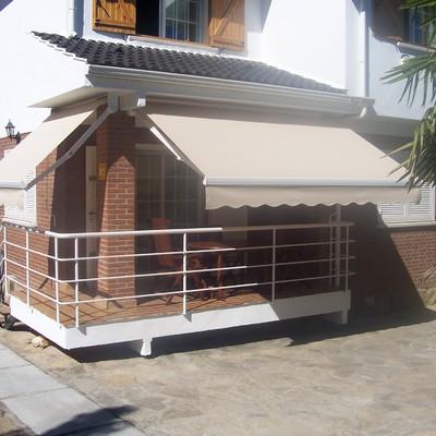 Terraza en Moralzarzal