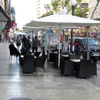 Terraza - Pub Havana (Rambla, Alicante)