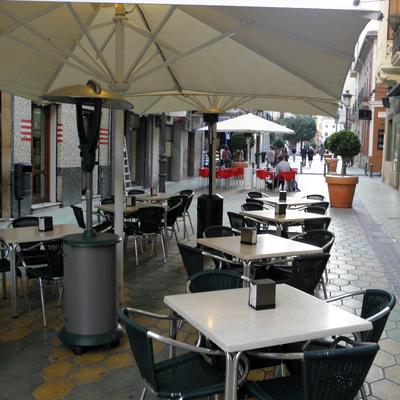 Terraza - Restaurante Capri (Alicante)