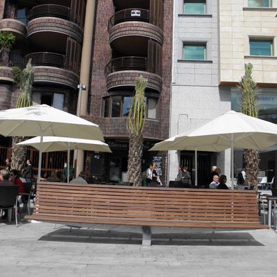 Terraza - Restaurante Los Ibéricos (Alicante)