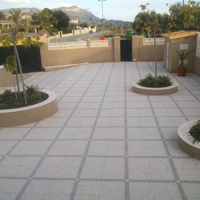 Terrazo exterior
