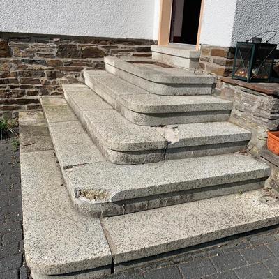 Reforma escalera (antes)