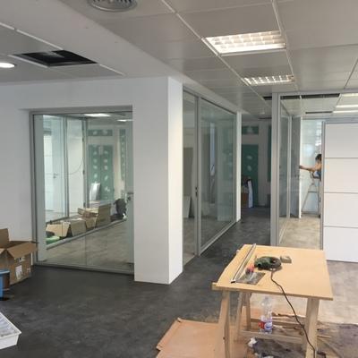 Reforma oficinas INNOVA TSN