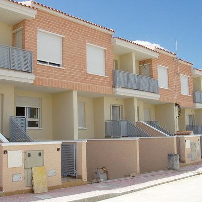 8 Viviendas Unifamiliares en Lorquí, Murcia