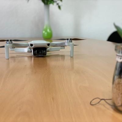 Dron usado en nuestros proyectos.