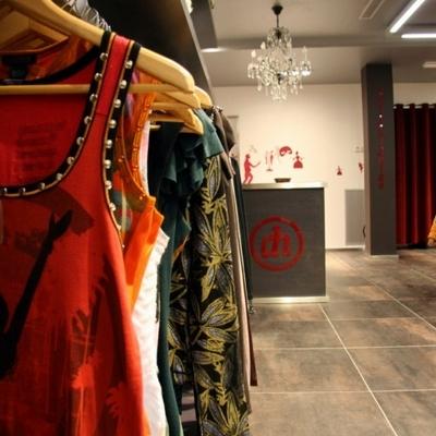 Tienda de ropa David Hidalgo