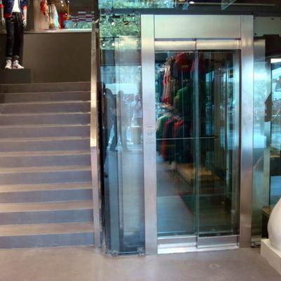 Tienda PUMA en Pso. de Gracia de Barcelona