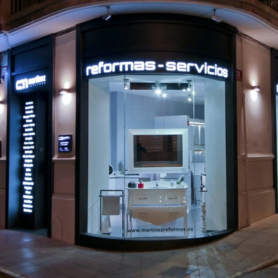 Tienda Reformas Martinez en Santa Pola