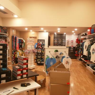 Comercio de ropa en Centro Comercial
