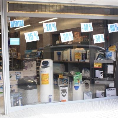 Tienda tratamiento del agua Osmosis y descalcificadores