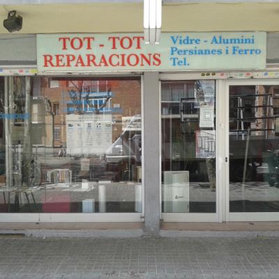 Tienda y oficina de nuestra empresa