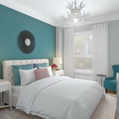 Diseño 3D - dormitorio