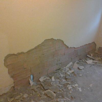 tirar paredes