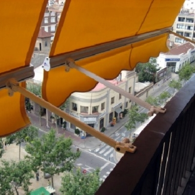 Precio toldos habitissimo for Precio toldos balcon