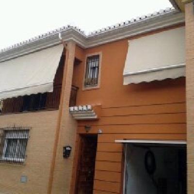toldo de balcón y ventana
