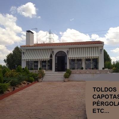 TOLDOS CONFECCIONADOS LONAS ACCESORIOS