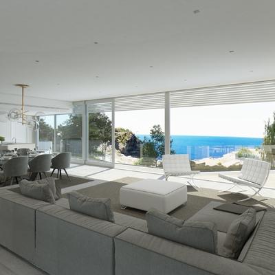 Obra nueva Casa Mirto