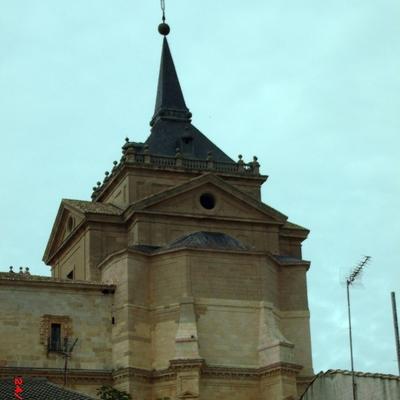 torre del monasterio de ucles