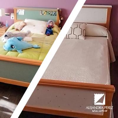 Cambio decoración dormitorio