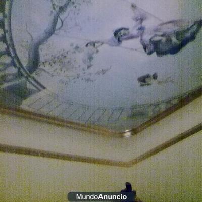 techo mural