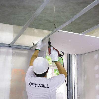Trabajado drywall