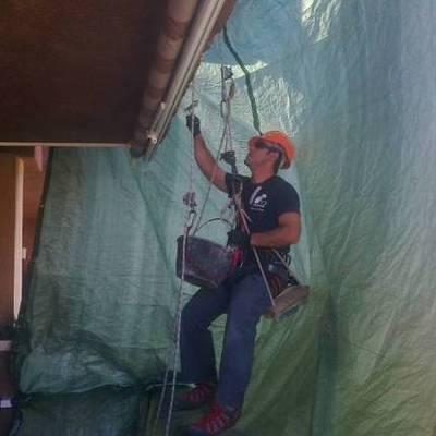 Reparacion de balcon