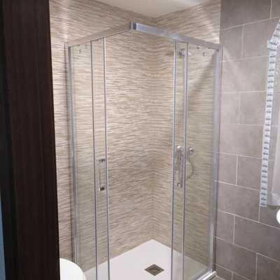 Cambio bañera por ducha hasta techo 1595 €