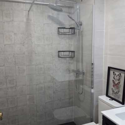 Reforma de baño completa 4495 €