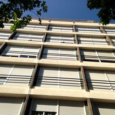 Trabajos de mantenimiento de fachadas