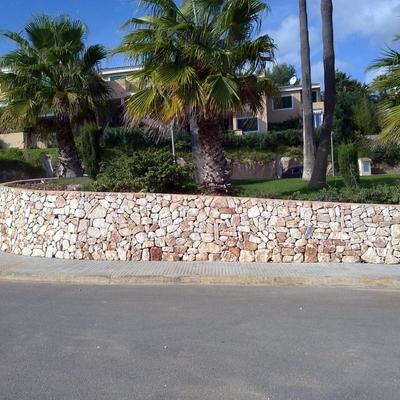 Trabajos en piedra
