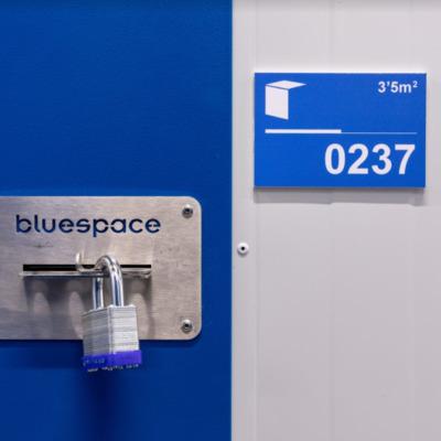 Candado Seguridad Bluespace