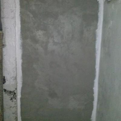 Obturador vias agua en muro garajes