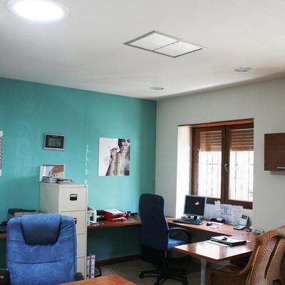 Una oficina Sana