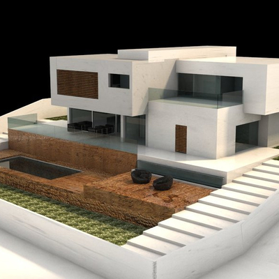 Proyecto y Ejecución de vivienda unifamiliar en Boadilla del Monte (Madrid)
